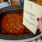 20th Annual Chili Cookoff